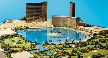 Wynn Scraps Las Vegas Paradise Park Lagoon Project Plans To Reopen