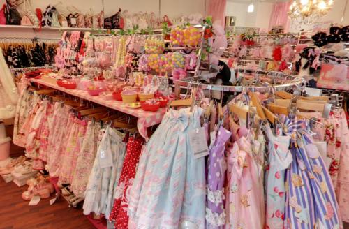 strawberryskies:  Check out Closet Child Harajuku on Google Maps