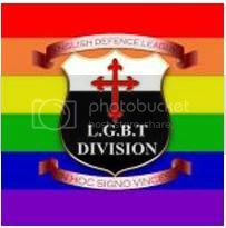 EDL LGBT division: click to learn more