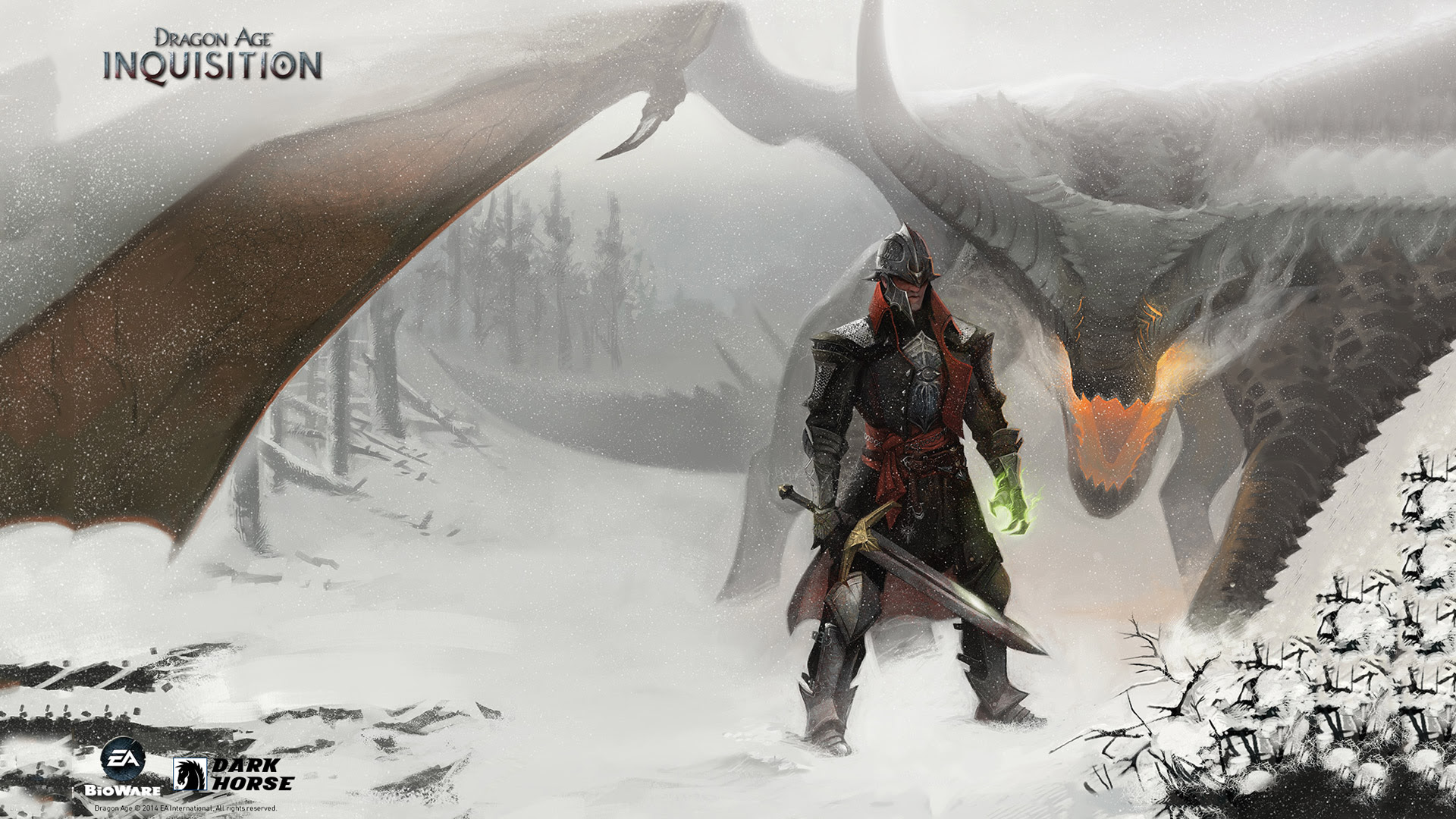 Dragon Age Inquisition Wallpaper 21