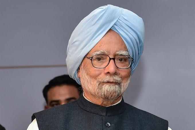 Former PM Manmohan Singh Elected Unopposed to Rajya Sabha from Rajasthan