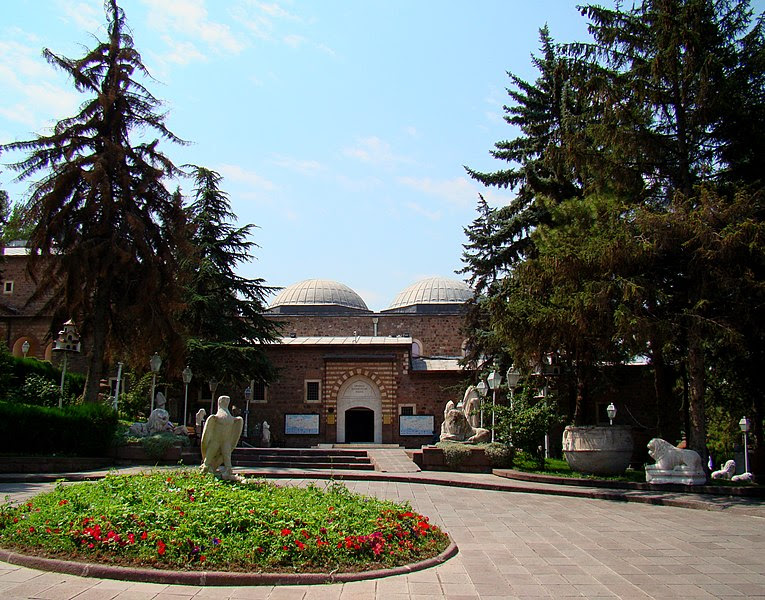 File:Musem Of Anatolian Civilisations Ankara.JPG