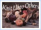 Knit Unto Others button