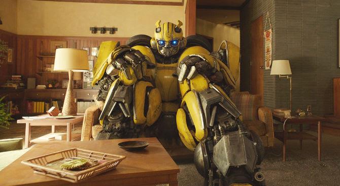 Bumblebee Il Nuovo Trailer Fa Il Pieno Di Nostalgia Per Il Mondo