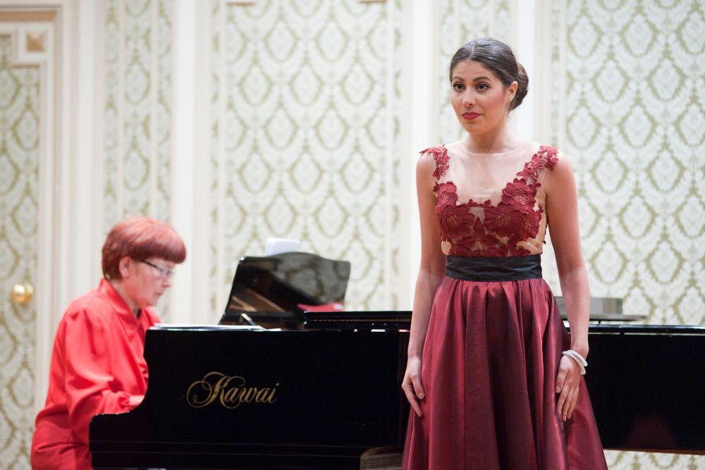 Tinerele talente, îndrumate de maestrul Vasile Moldoveanu