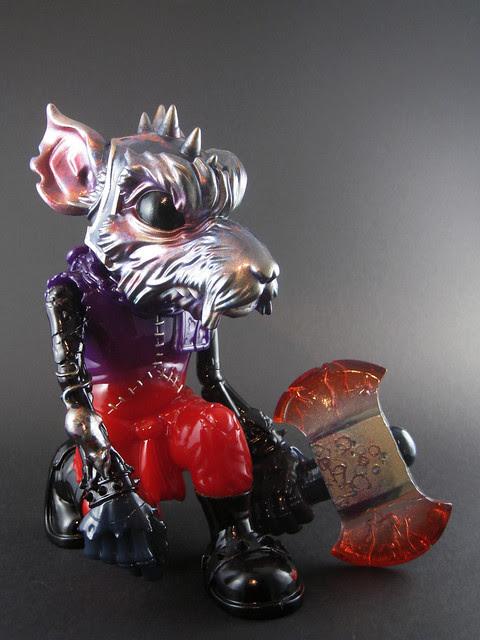 Sutfin Mad Battle Rat