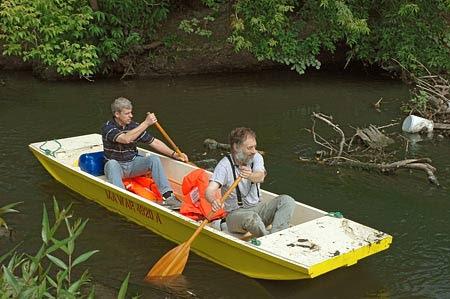 Benadi: Canoe plans canvas Guide