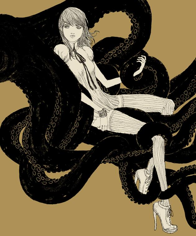 Barnaby Ward Illustration