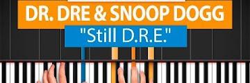 Still Dr Dre Piano Sheet Music