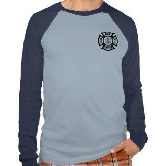 A Fire Fighter shirt