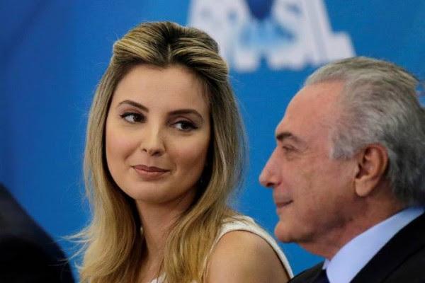 Marcela e Michel