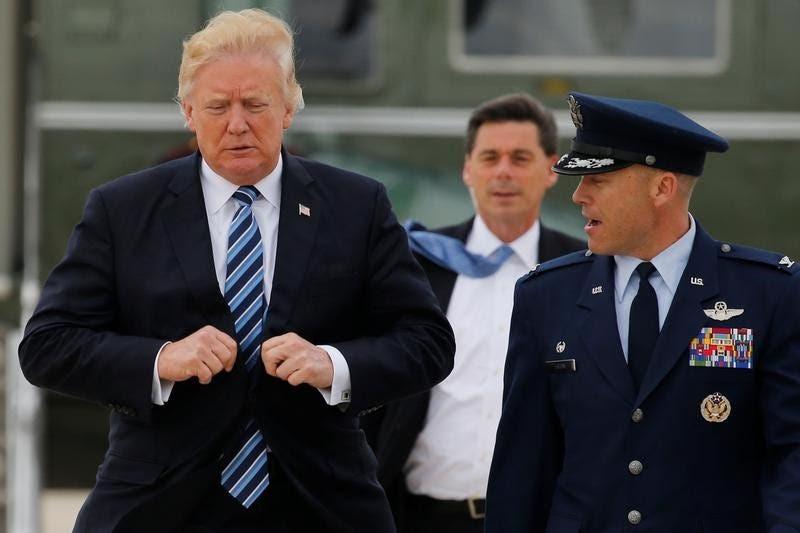 פרעזידענט טראמפ ווערט היינט געבן וויכטיגע אדרעס איבער אפגאניסטאן