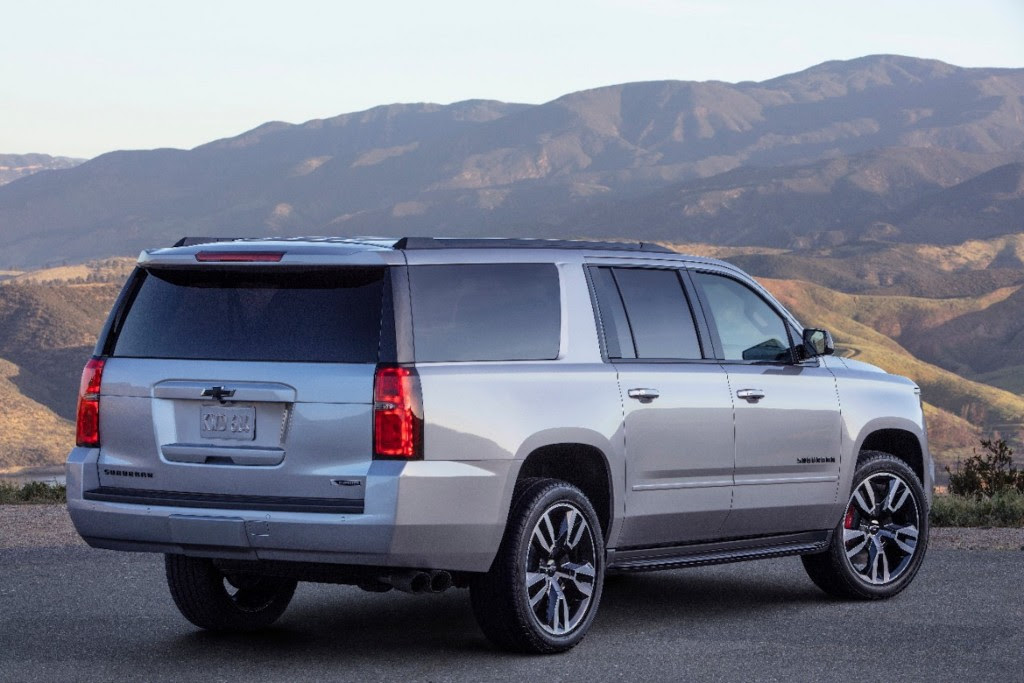 2019 Chevy Suburban RST Performance Pack Debuts  GM Authority