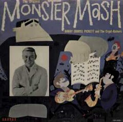 Monster Mash album cover