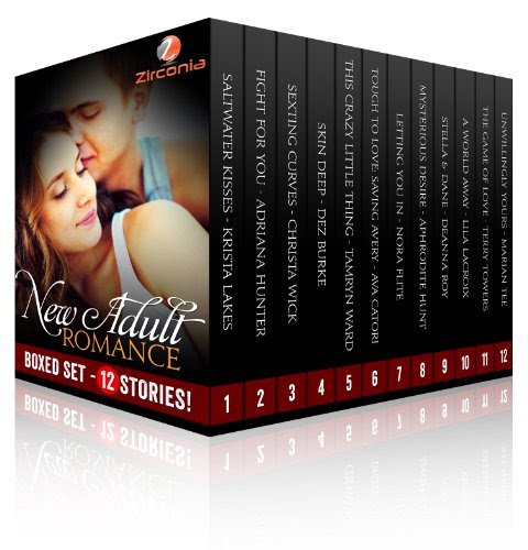 Tangled: A New Adult Romance Boxed Set (12 Book Bundle of Billionaires, Bad Boys, and Royalty) by Krista Lakes