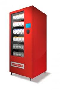 Boardshort Vending Machine at the standard