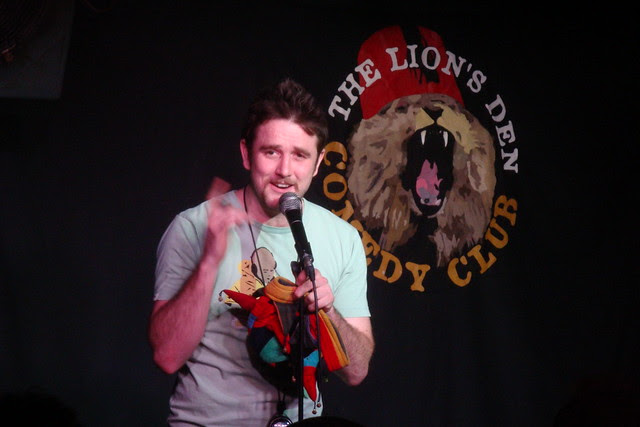 The Lion's Den Comedy (3)