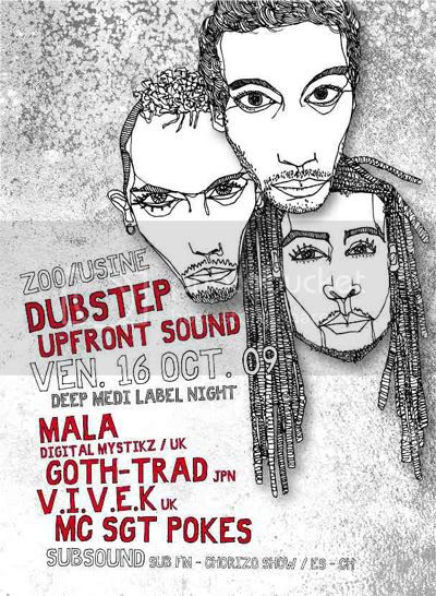 Dubstep Upfront Sound