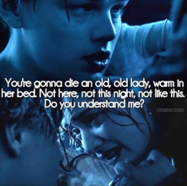 The Sad Movie Titanic Quotes. QuotesGram