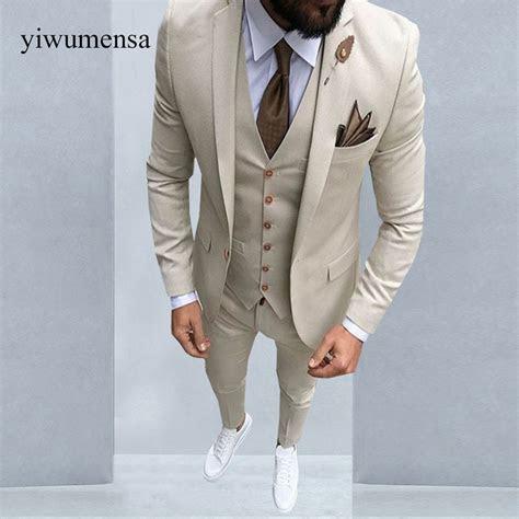 YWMS 406 Latest Coat Pant Designs Green Men Suit Slim Fit