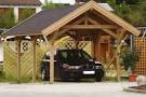 Building Wood Carports | TBOOOK