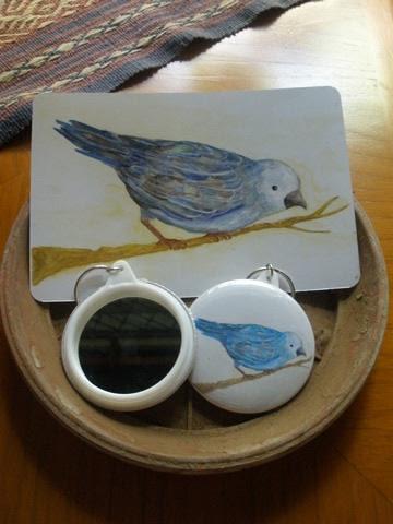 Blue Robin