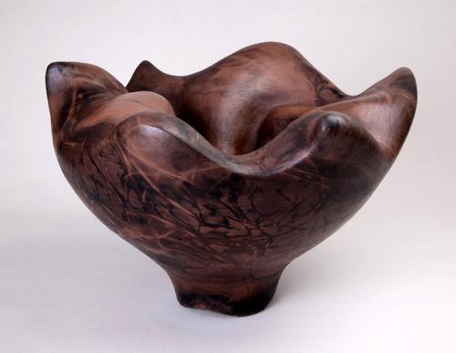 Ellen Schon ceramics, Featured artist on Ceramics Now Magazine