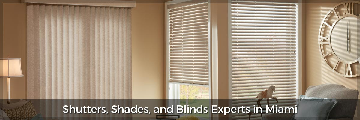 Blinds South Miami Shutter Company Window Blinds