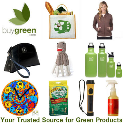 BuyGreen.com - Your Trusted Source for Green Products