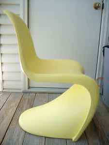 Yellow chairs 2