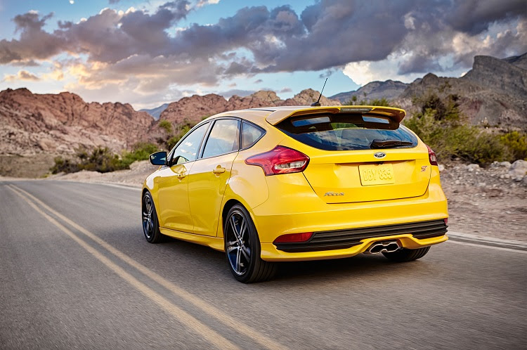 2019 Ford Focus ST - review, specs, engine, hp, release ...