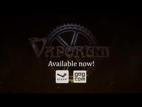 Vaporum-GOG 2018 PC Cracked Games Free Download