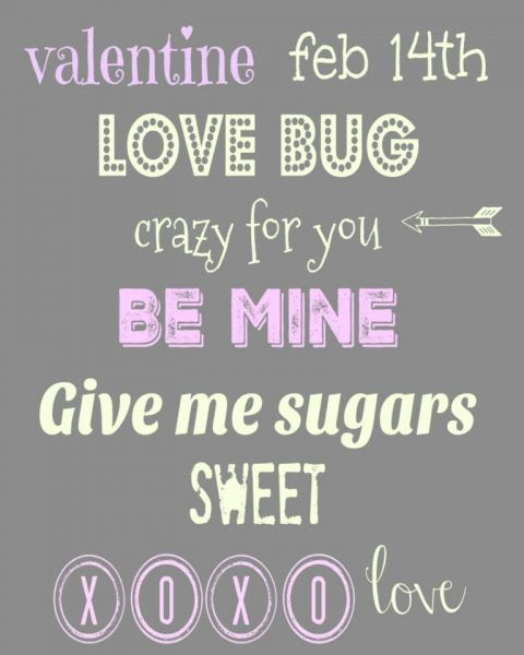 Lou Lou Girls Free Valentines Printables Donna