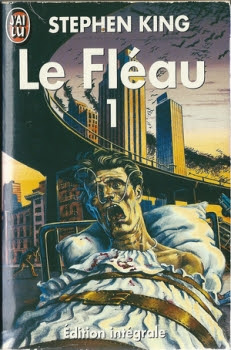 Couverture Le fléau (3 tomes), tome 1