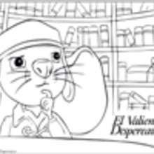 Biblioteca Infantil Dibujos Para Colorear Lecturas Infantiles