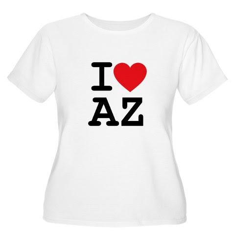 """I """"heart"""" AZ"""