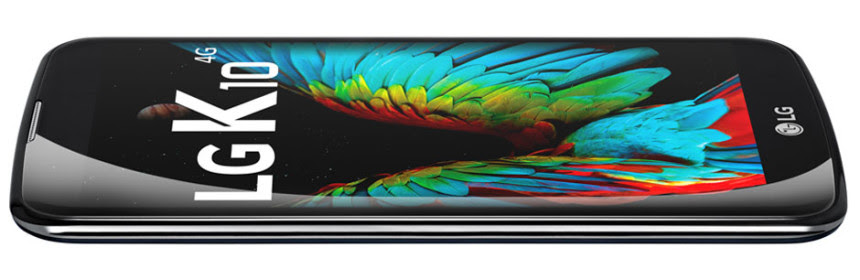 Hard reset LG K10 Dual K430