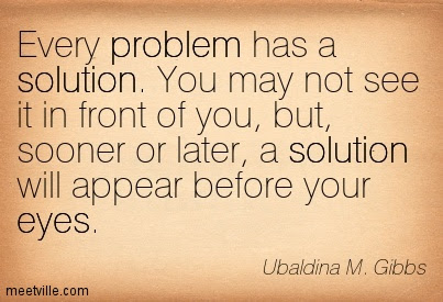 Quotes About Problem Solution 359 Quotes