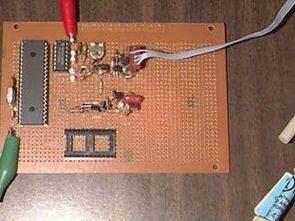 Điều khiển ăng-ten vệ tinh với PIC16F877