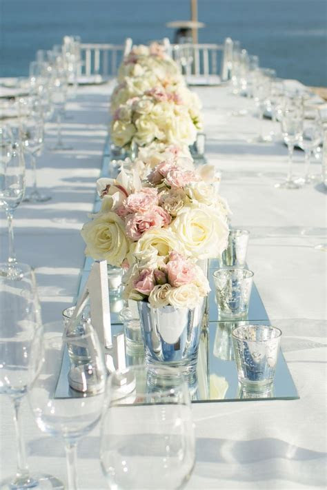 25  best ideas about Pink beach weddings on Pinterest