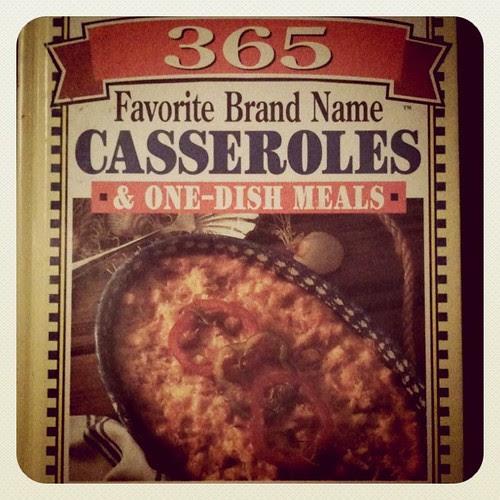 Casserole Cookbook