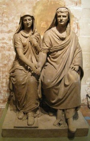 Matrimonio Romano Definicion : El matrimonio o iustae nuptiae derecho romano