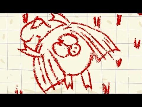 Кадр из мультфильма «Смешарики : Рецепт счастья»