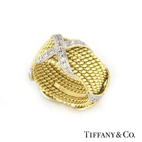 Tiffany Schlumberger Ring