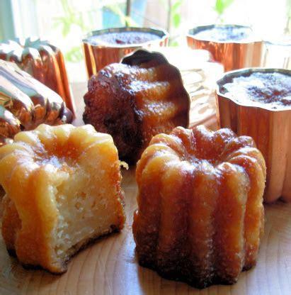 Caneles De Bordeaux   French Rum And Vanilla Cakes Recipe