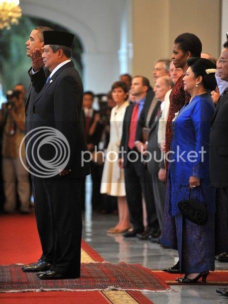 Kunjungan Obama ke Jakarta Indonesia