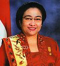 President Megawati Sukarnoputri - Indonesia.jpg