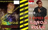 Karya Saykoji dicontek Joe Fahrizal(rapper Malaysia, sekali lagi Malaysia, iya Malaysia, lagi-lagi Malaysia)