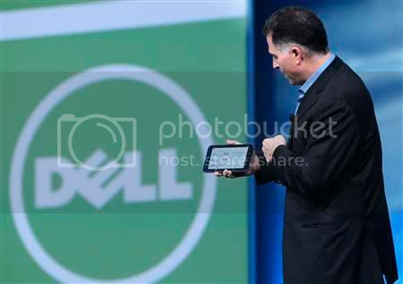 Dell's 7-inch Android Tablet