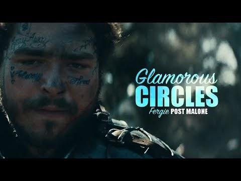Post Malone x Fergie - Glamorous Circles